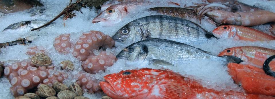 Fischtheke im Goldachmarkt