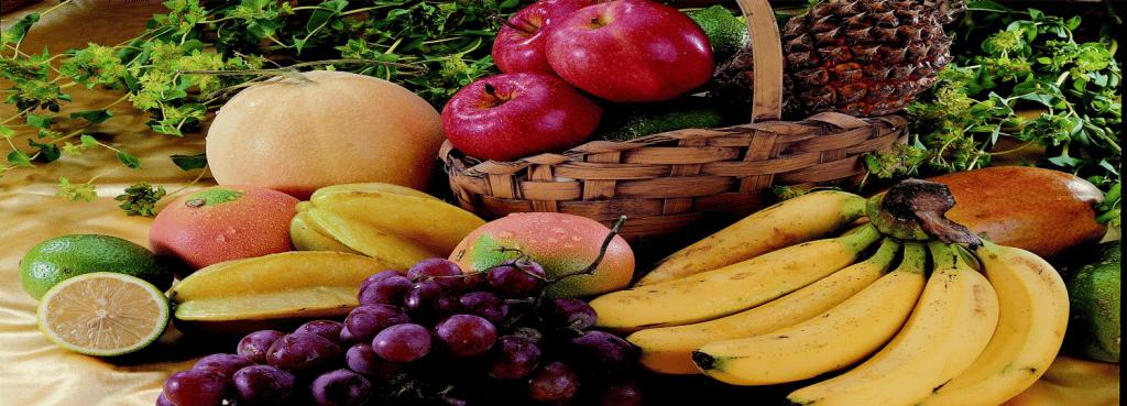 Frisches Obst im Goldachmarkt